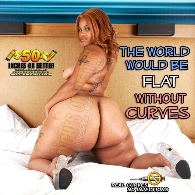 The World would be Flat without Curves!